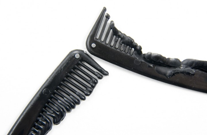 hot comb afro